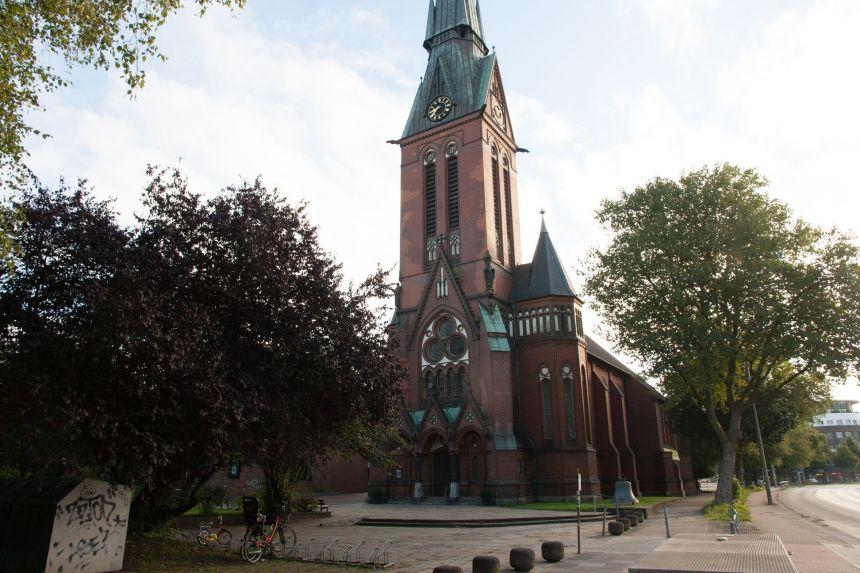 Bei Der Apostelkirche Hamburg