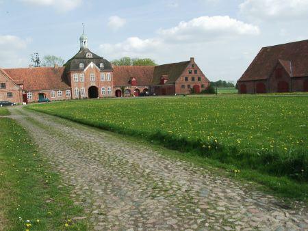 Hasselburg Herrenhaus